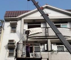 公司-工廠吊車搬遷